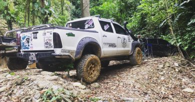 White Knight Offroad – Hilux – Trinidad and Tobago