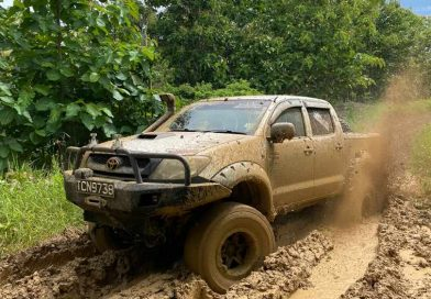 White Knight Offroad – Morne Diablo Trail Cleanup – Trinidad and Tobago