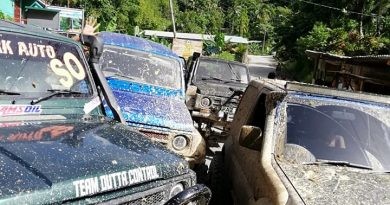 The White Lines TV show features offroading in Trinidad and Tobago – Lopinot to Double River to Madamas waterfall Trail